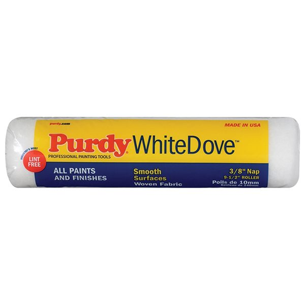 Purdy 10mm White Dove Roller Refill
