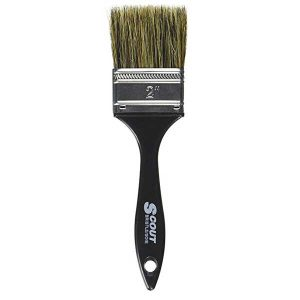 scout bristle brush 2""
