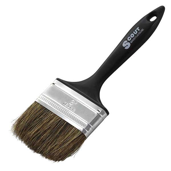 "scout bristle brush 3"""
