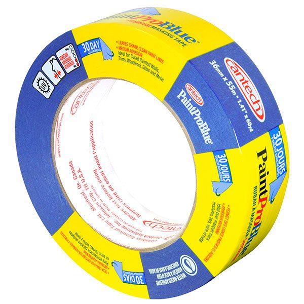 Cantech PaintPro #308 Blue Tape - 36mm Box of 24