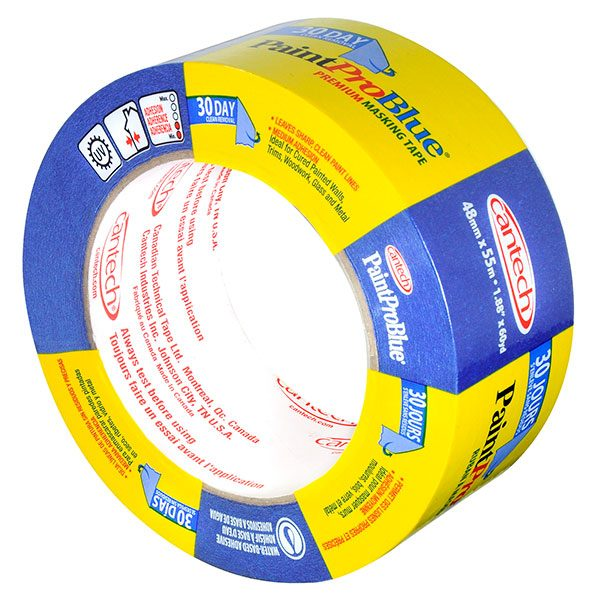 Cantech PaintPro #308 Blue Tape - 48mm Box of 24
