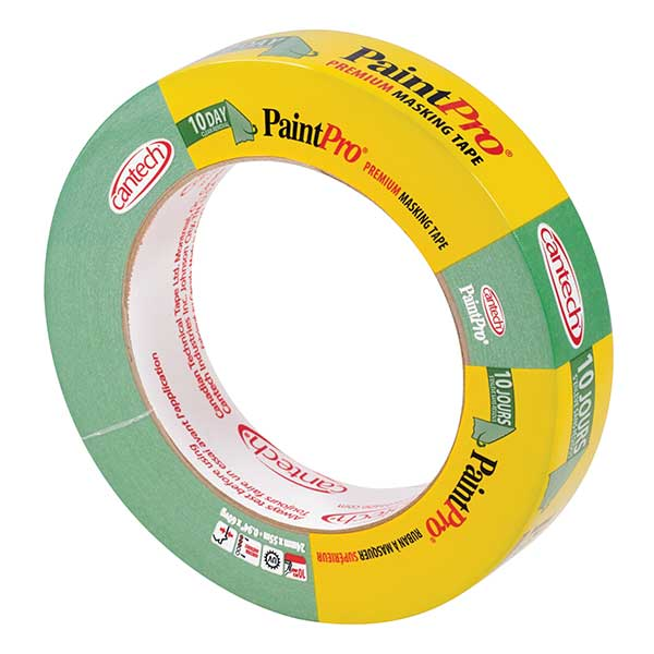 Cantech #309 Green Tape 24mm Box of 36
