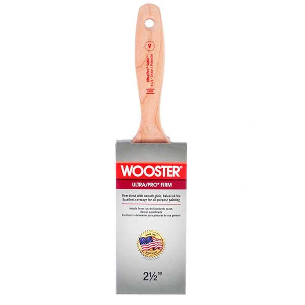 "Wooster UltraPro Firm Sable V-2 1/2"" Square"