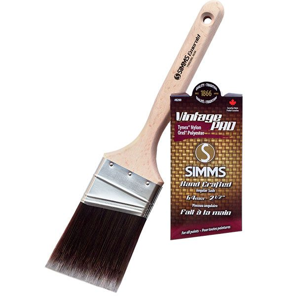 EMERALD ANGLE BRUSH 8200-64MM