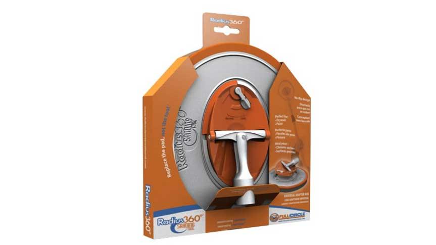 Full Circle Radius 360 Sanding System